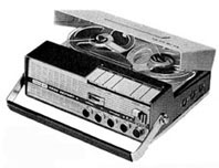 Uher Tape Recorder