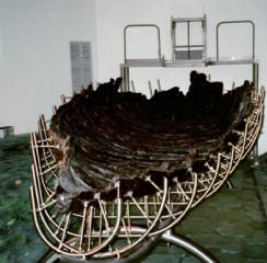 2,000 year old Galilee Boat
