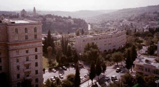 Jerusalem from YMCA Tower